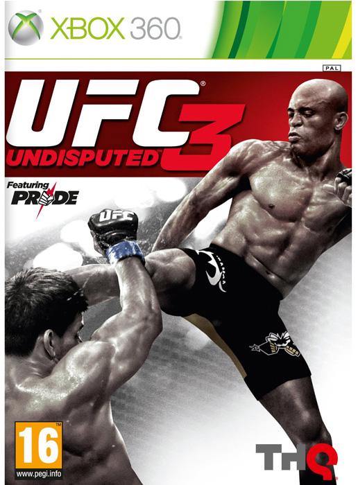 4005209156868 UFC Undisputed 2012 UFC 3 FR X36