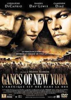3475001002846 Gangs Of New York (di Caprio Scorcese) DVD