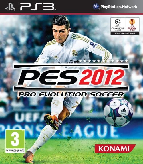 4012927053386 PES Pro Evolution Soccer 2012 FR PS3
