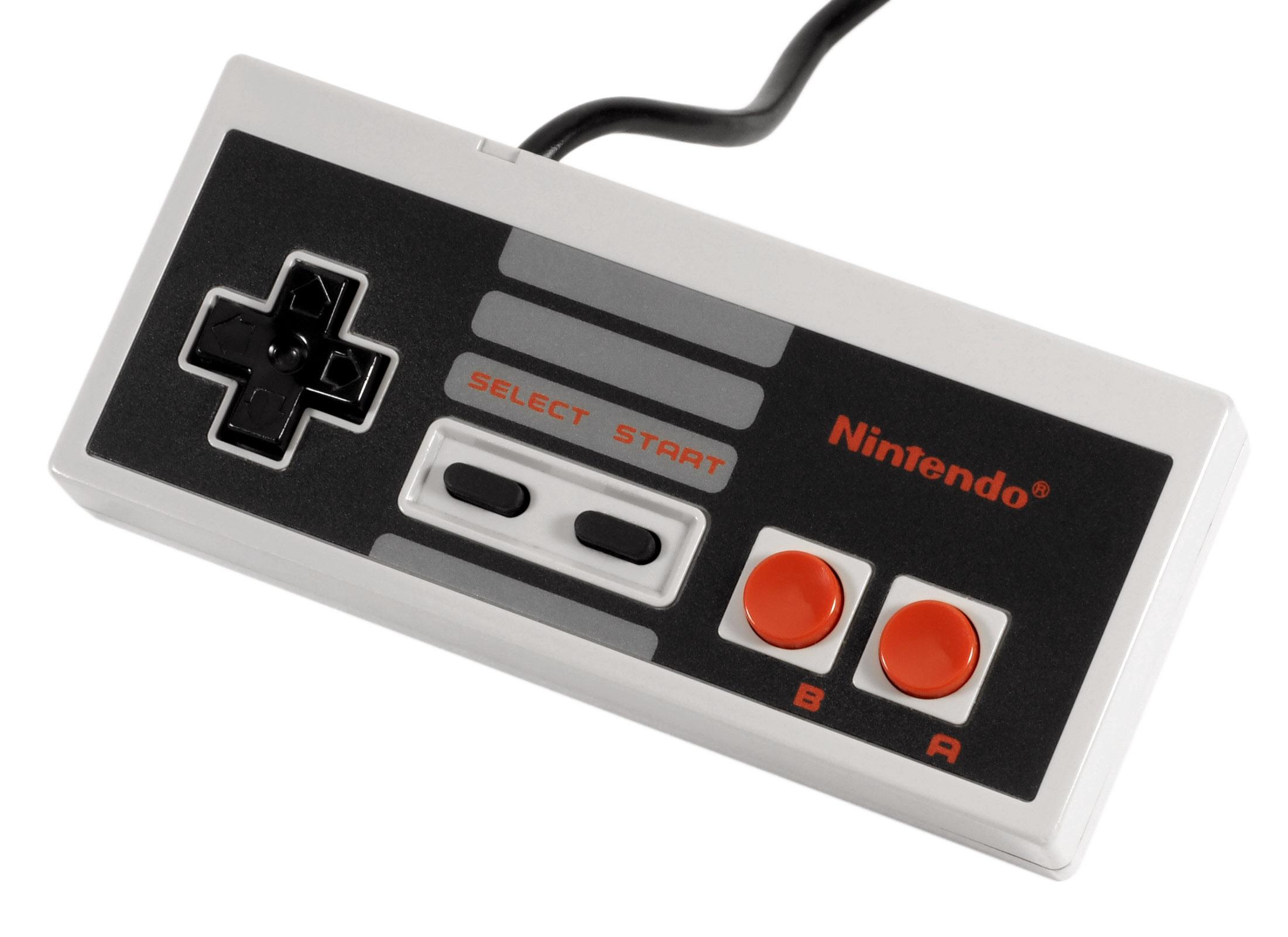 2655101485 Manette PAD Controller Nintendo Entertainment System Nes Classic NES