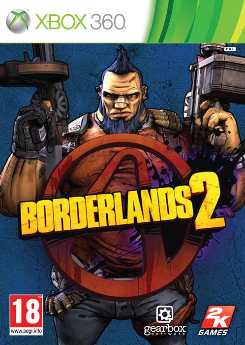 5026555257725 Borderlands II 2 FR X36