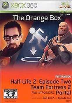 14633098495 Half Life 2 Orange Box UK/FR XBOX36