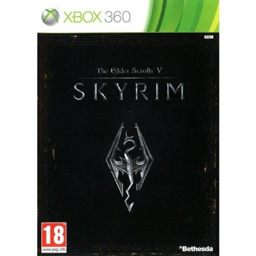 93155144378 The Elder Scrolls V 5 Skyrim Edition Limitee FR X36