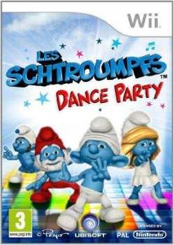 3307219946387 Les Schtroumpfs Dance Party WII FR