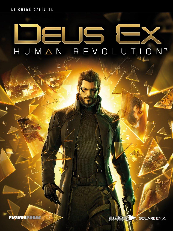 9783869930350 Guide Deus Ex Human Revolution FR
