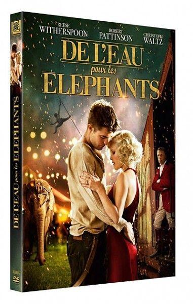3344428045982 De L Eau Pour Les Elephants (pattinson) DVD