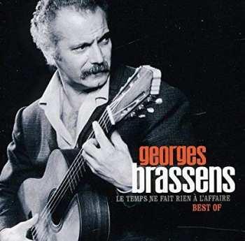 602527783482 Georges Brassens best of  Le Temps Ne Fait Rien A L Affaire (2cd Crystal) CD
