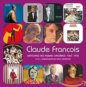 602527707686 Francois Claude Integrale Des Albums CD