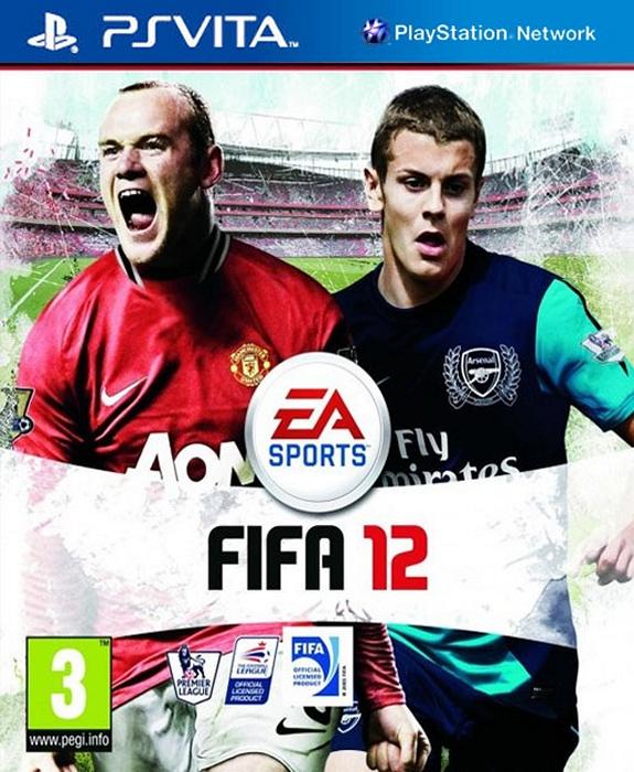 5030938105923 Fifa Football 2012 FR PSVita