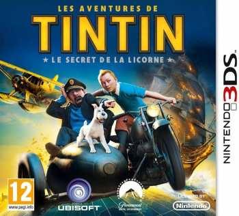 3307215590133 Les Aventures De Tintin Le Secret De La Licorne (Film) FR 3DS