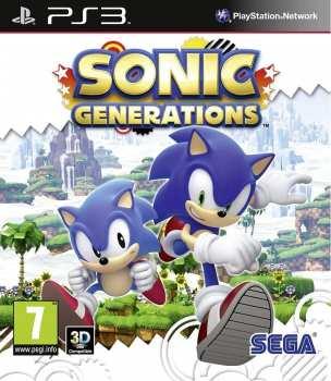5055277014538 Sonic Generations UK/FR PS3