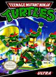 83717120032 TMNT Teenage Mutant Hero Turtles Tortues Ninja FR NES