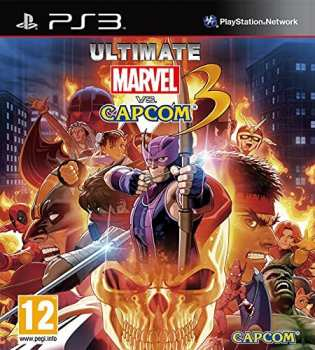 5055060927847 Ultimate Marvel Vs Capcom 3 Fate Of Two Worlds FR PS3