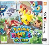 45496529574 Pokemon Rumble  World FR 3DS