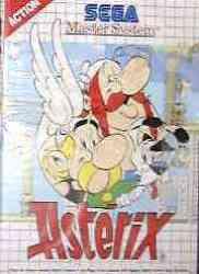 4974365635282 sterix FR Sega Master System MS