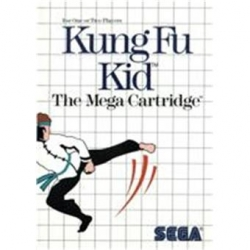 4974365632786 Kung Fu Kid FR Sega Master System MS