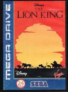 5028587020018 The lion King Roi Lion Sega mega drive MD