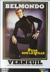 3259130237276 Peur Sur La Ville (belmondo) DVD