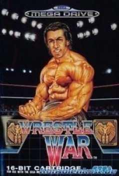 4974365612061 Wrestle War FR Megadrive MD