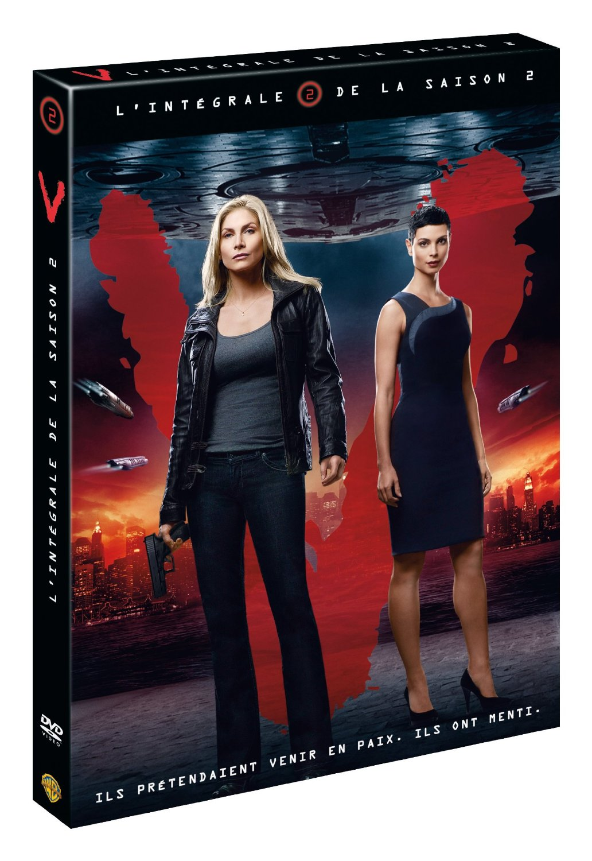 5510108584 V nouvelle generation saison 2 (2011) FR DVD