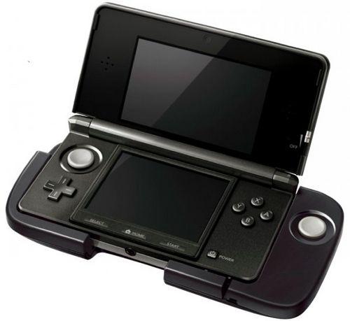 45496510060 Circle Pad Pro 3DS