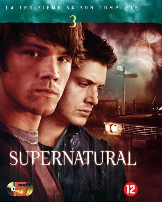 7321900234382 Supernatural Saison 3 BR