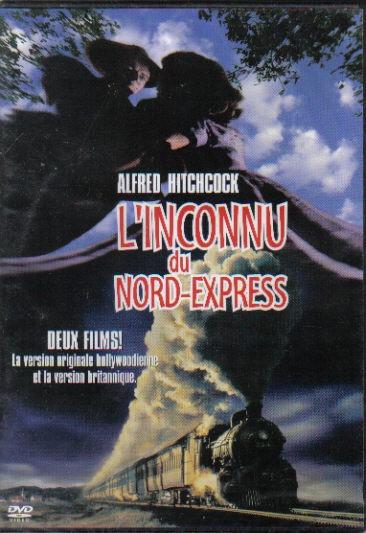 7321950153244 L Inconnu Du Nord Express DVD