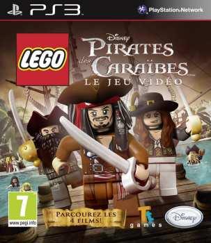 8717418302672 Lego Pirates Des Caraibes FR PS3