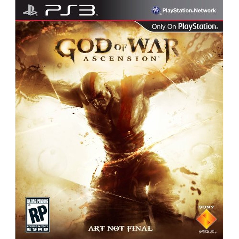 711719230151 GOW God Of War IV 4  Ascension FR PS3