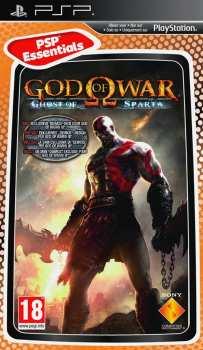 711719255017 God Of War Ghost Of Sparta Essentials FR PSP