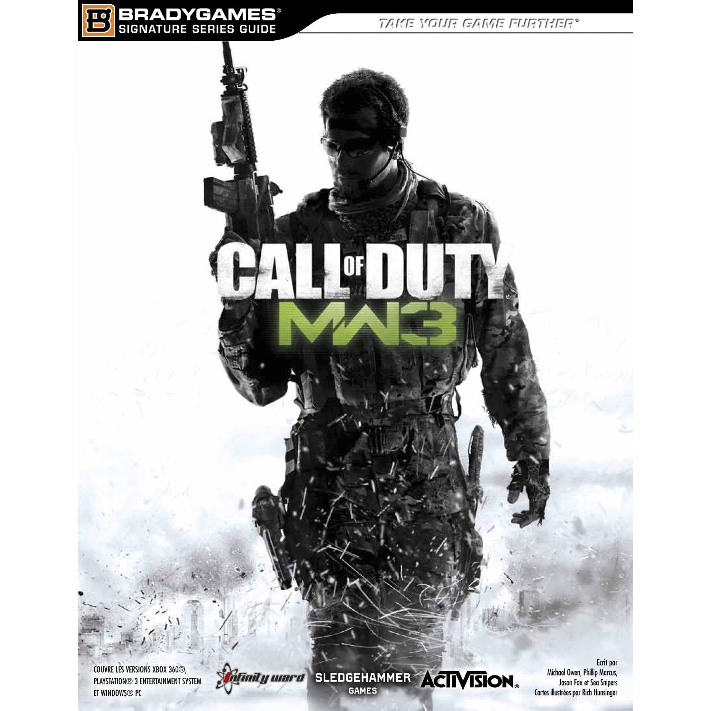 9788866310198 Guide Strategique COD Call Of Duty 8 Modern Warfare 3 FR