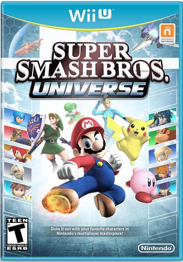45496333584 Super Smash Bros Universe FR WiiU