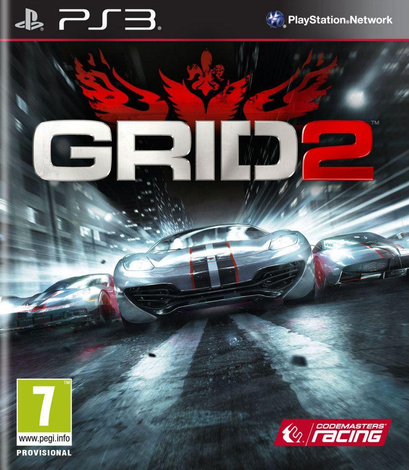 5024866360622 (Race Driver) GRID II 2 FR PS3