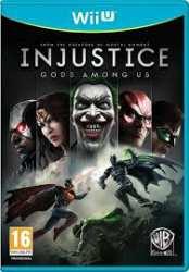 5051892125017 Injustice Gods Among Us FR WiiU