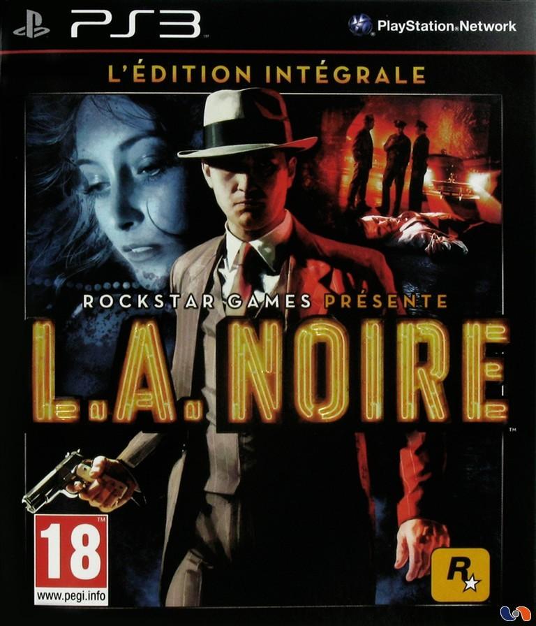 5026555407663 (L.A.Los Angeles) LA NOIRE Edition Integrale FR PS3