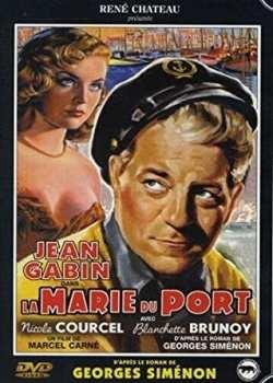 3330240074514 La Marie Du Port (jean Gabin) Rene Chateau Video DVD