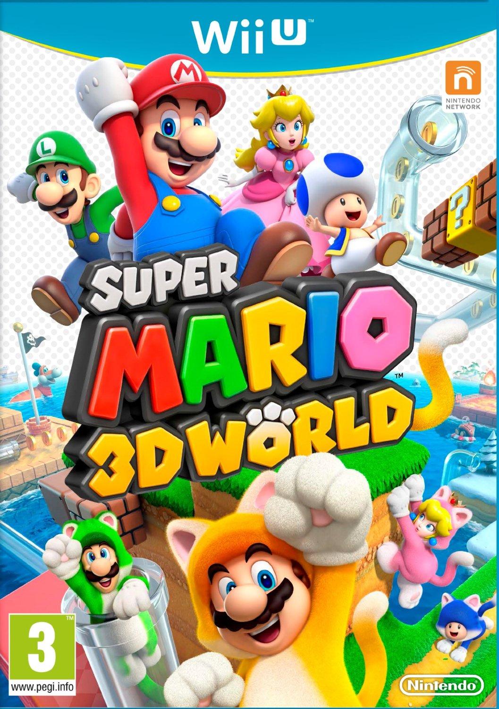 45496332730 Super mario 3D World WiiU FR WII