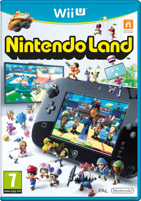 45496331009 intendoland FR Wii U