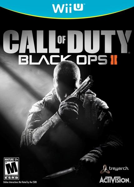5030917113994 COD 9 Call Of Duty 2012 Black Ops 2 FR WiiU