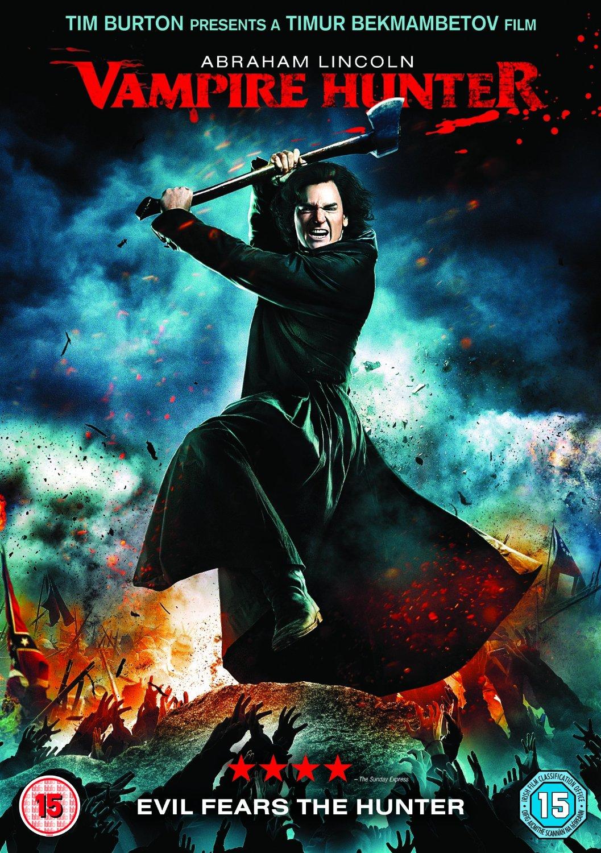 8712626070191 braham Lincoln Chasseur De Vampires DVD