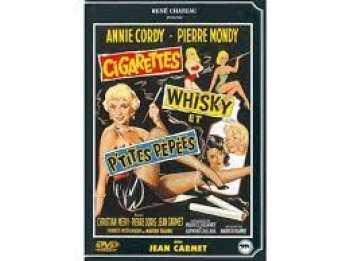 3330240073999 Cigarettes Whisky Et P'tites Pepees (annie Cordy Pierre Mondy) Rene Chateau Vide