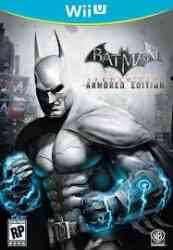 5051892117210 Batman Arkham City Armoured Edition UK/FR WIIU