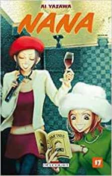 9782756008905 Manga Nana Tome 17