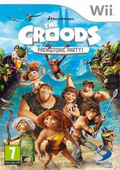 55255102400 Les Croods Fete Prehistorique FR Wii