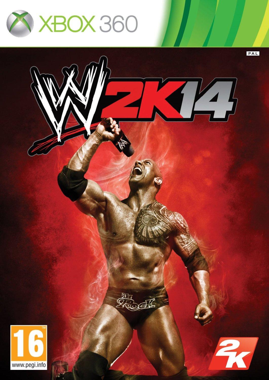 5026555260848 WWE (Smackdown) 2K14 FR X36