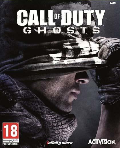 264655102400 COD 10 Call Of Duty 2013 Ghosts FR WiiU