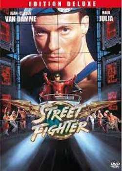 3333297199087 Street Fighter (Van Damme) Deluxe DVD