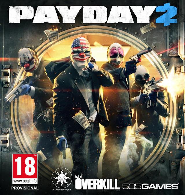 5510100057 Payday II 2 The Heist FR X360