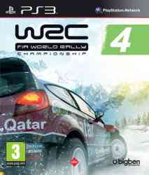 5510100110 WRC FIA World Rally Championship 4 FR Ps3