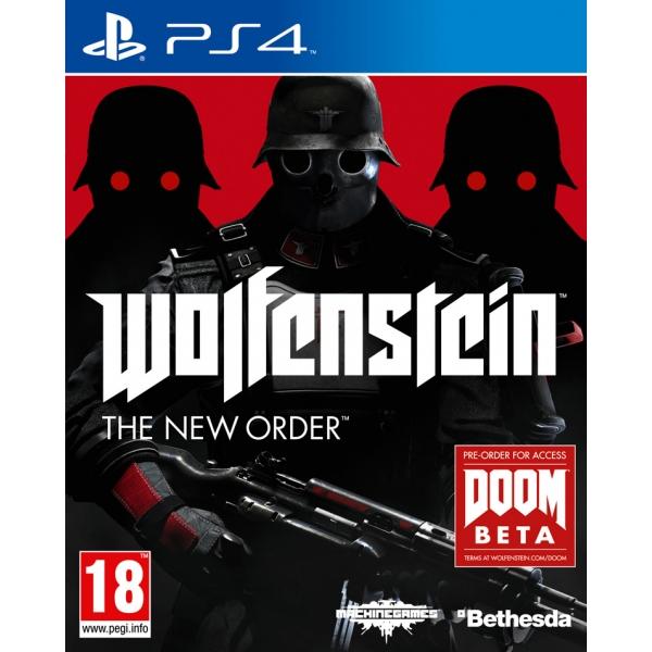 5055856401872 Wolfenstein The New Order FR PS3
